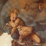 1988,ATRAPADO,oleo-lienzo,60x50