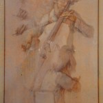 1989,SINFONIA,oleo-lienzo,60x30