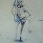 1991,ESCLAVO,oleo-lienzo,60x40