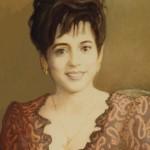 1995 , DONA NORMA (detalle),oleo- lienzo, (2)