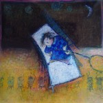 1998-Camino a casa,    60x60