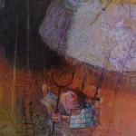 1998-Cazadora de ilusiones,  45x30