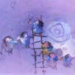 2000-Escalera de la felicidad,56x56