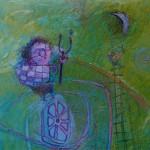 2000-La doctorcita,40x50