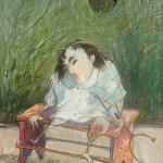 2003,Merecido descanso,18x14