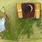 2004-En la cuerda floja,  18x36