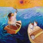 2005-Pescadores de suenos,   30x30